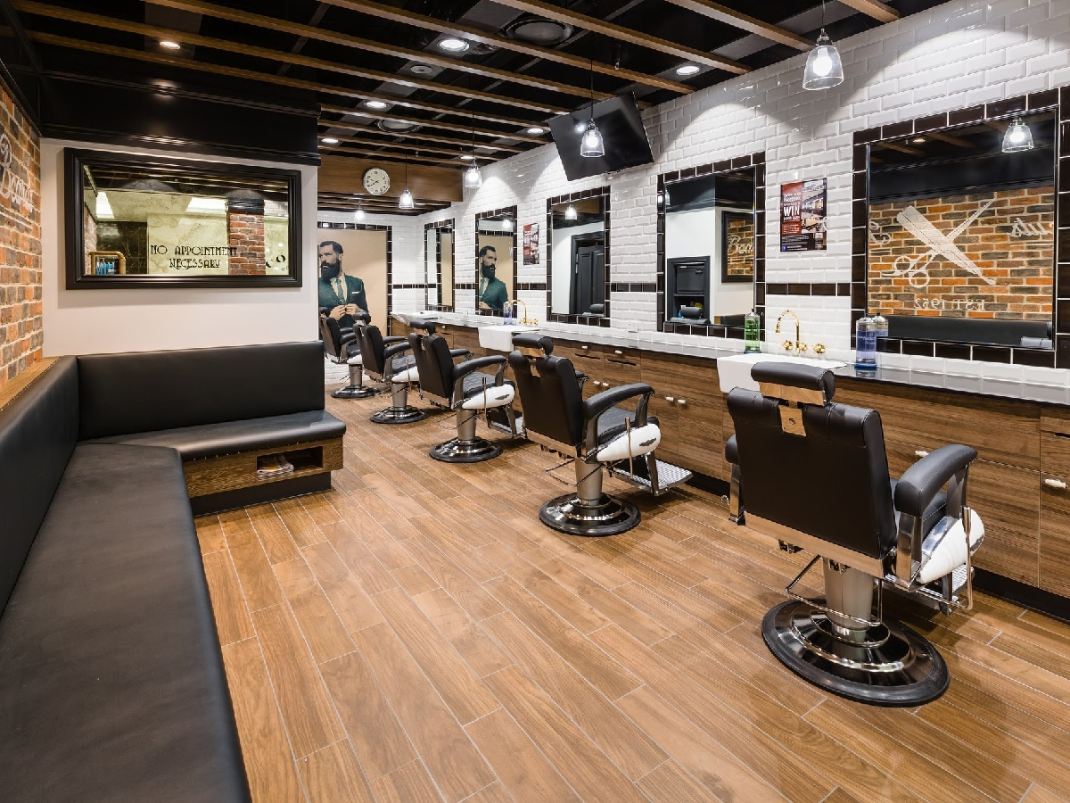 Col Nayler Barbershop Indooroopilly