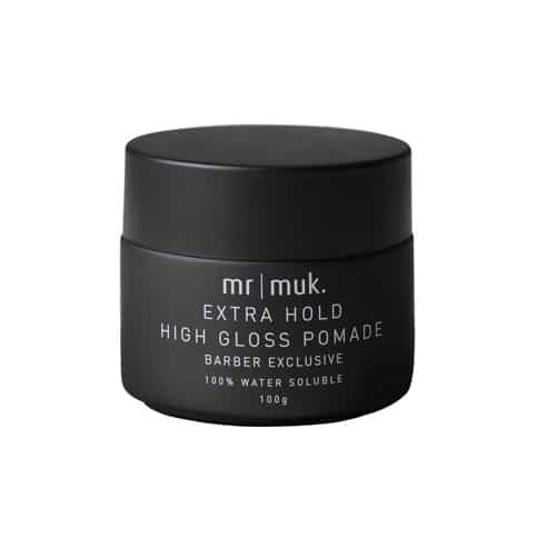 Mr Muk Extra Hold High Gloss Pomade