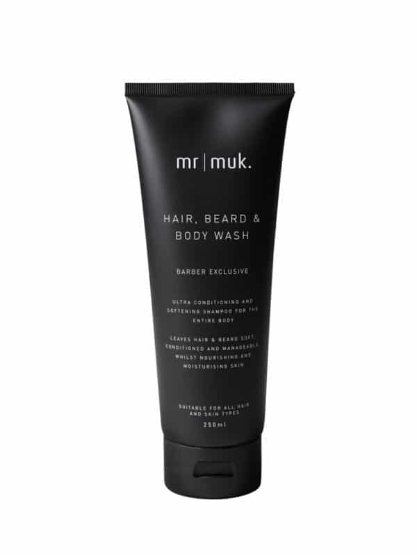 Mr Muk Hair, Beard & Body Wash