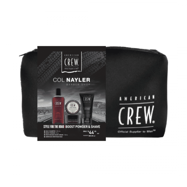 American Crew Boost Powder and Shave Pack