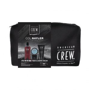 American Crew Fiber Pack