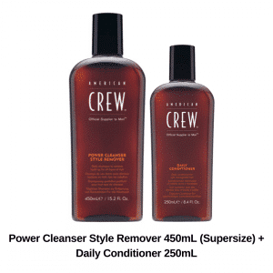 Power Cleanser Style Remover 450mL + Daily Conditioner 250mL