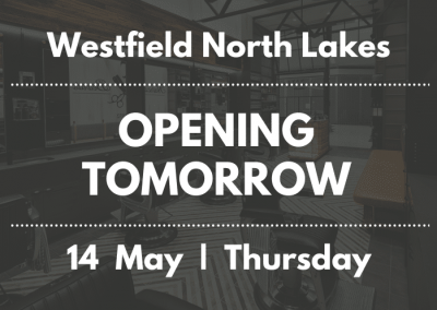 North Lakes Opening Tomorrow