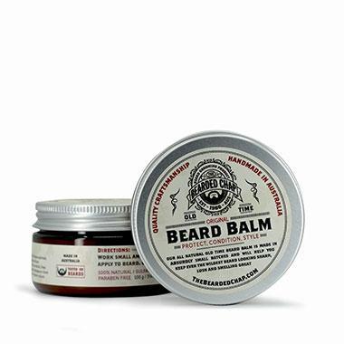 Bearded Chap Beard Balm