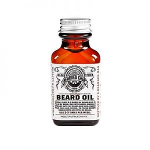 Bearded Chap Beard Oil (1oz)
