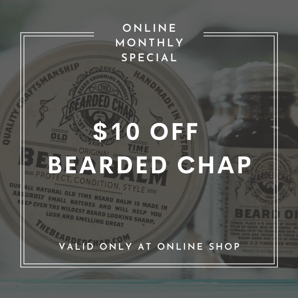 Bearded Chap Monthly Special